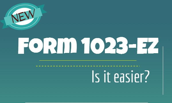 Has the Form 1023-EZ made things easier?