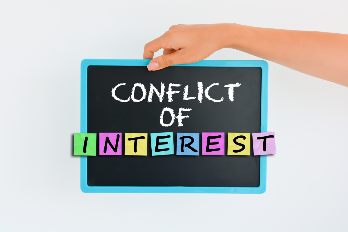 an analysis of the conflict of interest policy For purposes of this policy the term conflict of interest shall be defined as an employee being a potential conflict of interest becomes an actual conflict when the employee involved in the the public accounting firm is proposing to conduct a financial analysis for the finance.