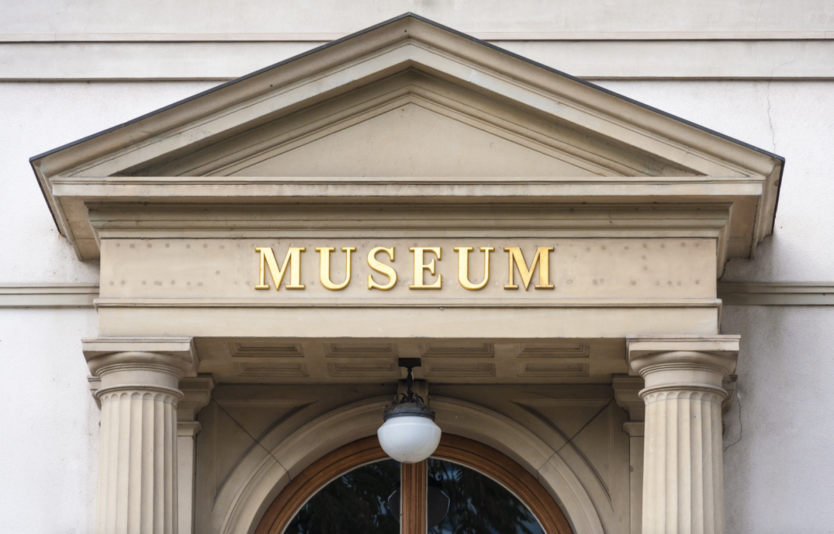 Congressional probe of private museums ends without action.