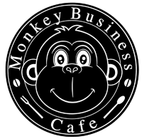 Monkey Business Cafe Seal