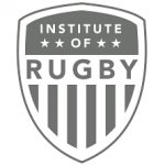 Gray Logo Institute of Rugby