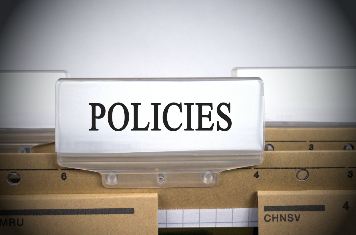 Nonprofits Adopt A Board Confidentiality Policy For Purpose Law Group